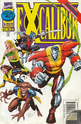 Excalibur # 101 Issues V1 (1988 - 1998)