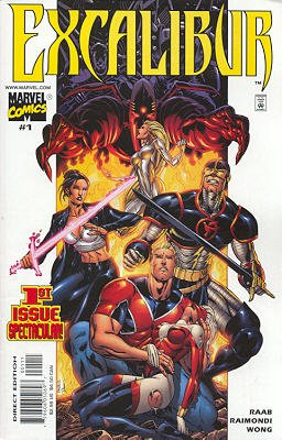 Excalibur édition Issues V2 (2001)