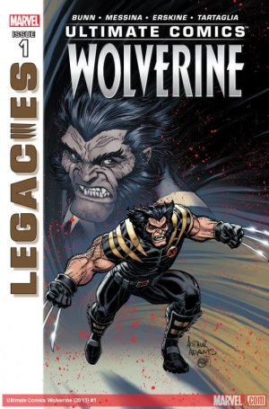 Ultimate Comics Wolverine édition Issues (2013)