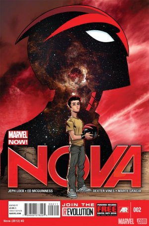Nova # 2 Issues V5 (2013 - 2015)