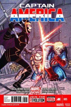 Captain America # 5 Issues V7 (2012 - 2014)