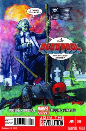 Deadpool # 6 Issues V4 (2012 - 2015)