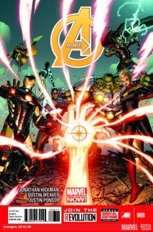 Avengers # 8 Issues V5 (2012 - 2015)