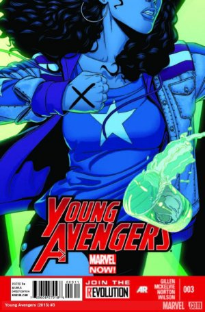 Young Avengers # 3 Issues V2 (2013 - 2014)