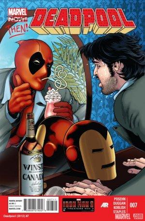 Deadpool # 7 Issues V4 (2012 - 2015)