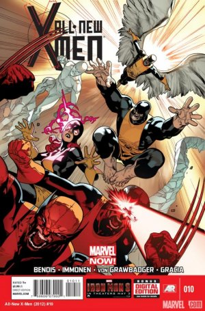 All-New X-Men # 10 Issues V1 (2012 - 2015)