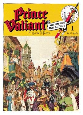 Prince Valiant édition TPB hardcover (cartonnée) (1995 - 1997)