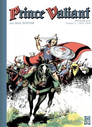 Prince Valiant édition Intégrale (2012 - Ongoing)