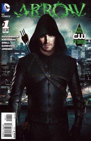 Arrow - La série TV édition Issues V1 (2012 - 2013)