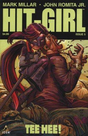 Hit-Girl # 5 Issues V1 (2012 - 2013)