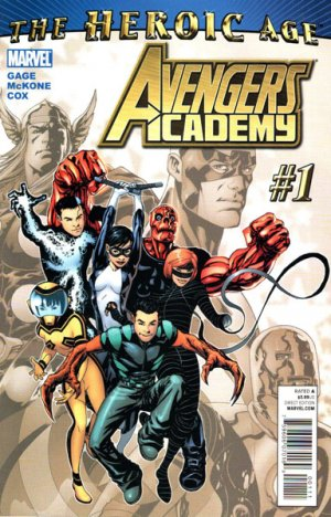 Avengers Academy # 1 Issues (2010 - 2013)