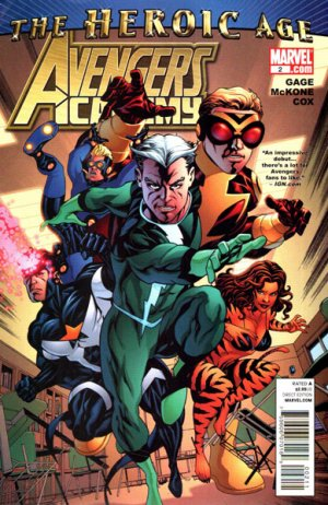 Avengers Academy # 2 Issues (2010 - 2013)
