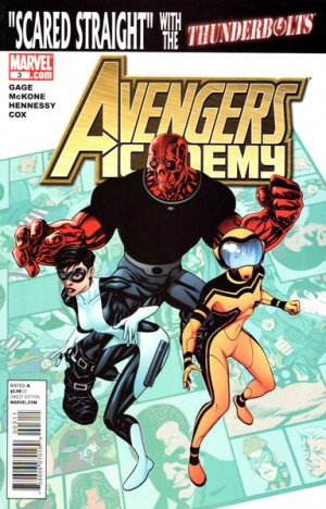 Avengers Academy # 3 Issues (2010 - 2013)