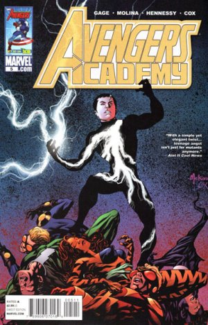 Avengers Academy # 5 Issues (2010 - 2013)