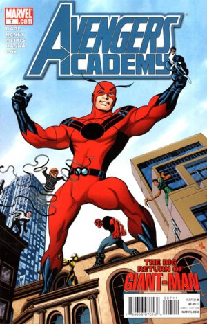 Avengers Academy # 7 Issues (2010 - 2013)