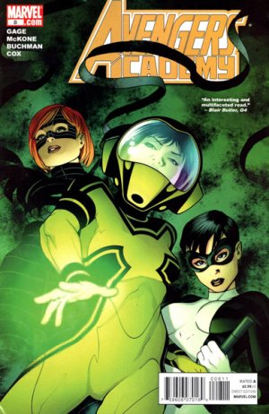 Avengers Academy # 8 Issues (2010 - 2013)
