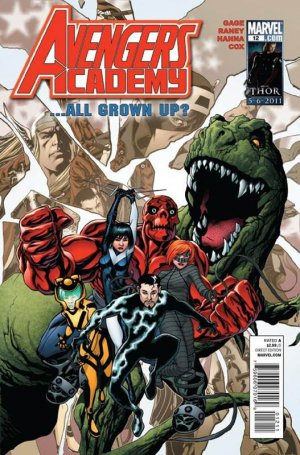 Avengers Academy # 12 Issues (2010 - 2013)