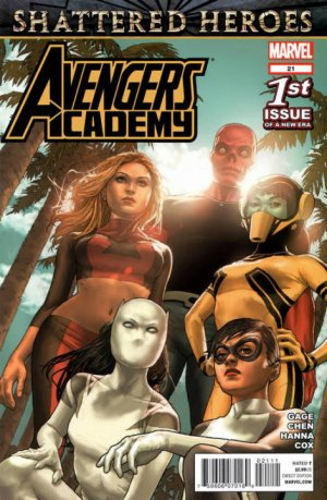 Avengers Academy # 21 Issues (2010 - 2013)