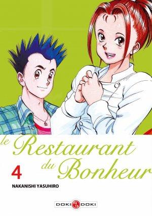 Le Restaurant du Bonheur T.4