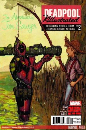Deadpool - Deadpool massacre les classiques # 2 Issues (2013)