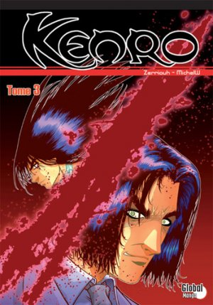 Kenro 3 Global manga