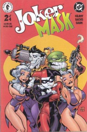 Joker / Mask # 2 Issues