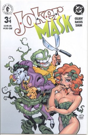 Joker / Mask # 3 Issues
