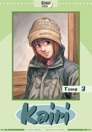 Kairi REEDITION 3 Global manga