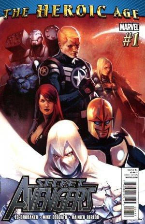 Secret Avengers # 1 Issues V1 (2010 - 2013)