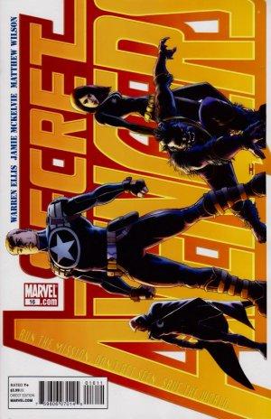 Secret Avengers # 16 Issues V1 (2010 - 2013)