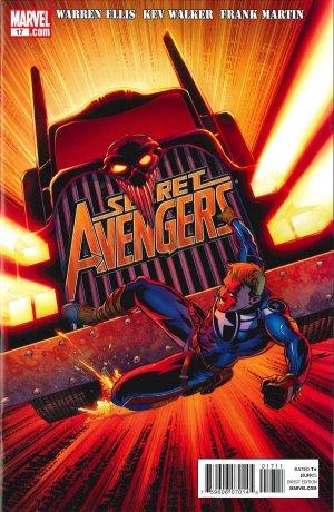 Secret Avengers # 17 Issues V1 (2010 - 2013)
