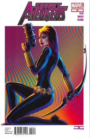 Secret Avengers # 20 Issues V1 (2010 - 2013)