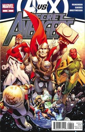 Secret Avengers # 26 Issues V1 (2010 - 2013)