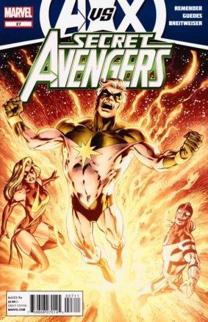 Secret Avengers # 27 Issues V1 (2010 - 2013)