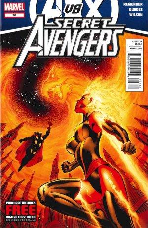 Secret Avengers # 28 Issues V1 (2010 - 2013)