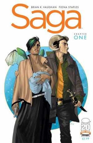 Saga édition Issues (2012 - Ongoing)