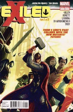 New mutants & Loki - En exil édition Issues