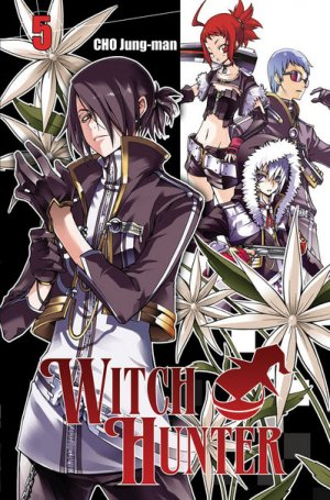 Witch Hunter # 5