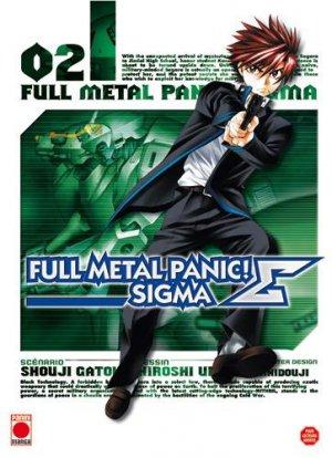 Full Metal Panic - Sigma #2
