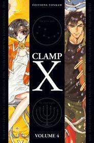 couverture, jaquette X 4 DOUBLE (Tonkam) Manga