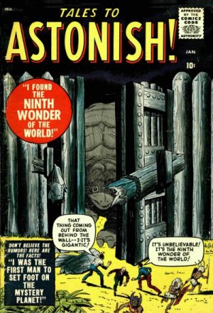 Tales To Astonish édition Issues V1 (1959 - 1968)