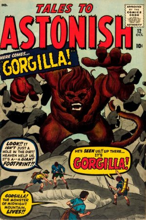Tales To Astonish # 12 Issues V1 (1959 - 1968)