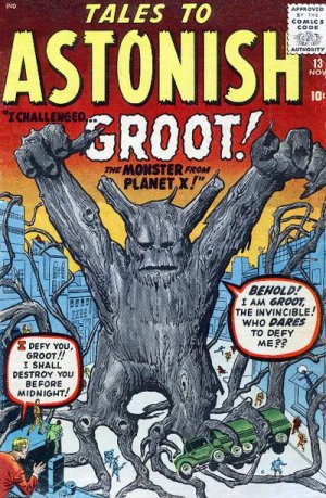 Tales To Astonish # 13 Issues V1 (1959 - 1968)