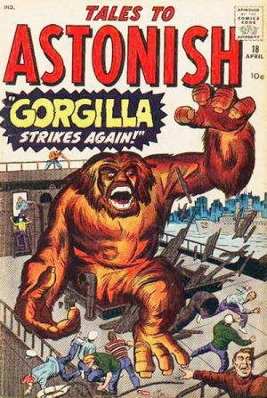 Tales To Astonish # 18 Issues V1 (1959 - 1968)