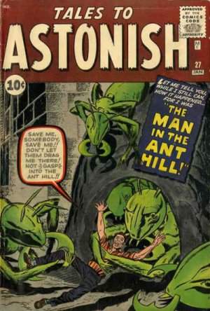 Tales To Astonish # 27 Issues V1 (1959 - 1968)