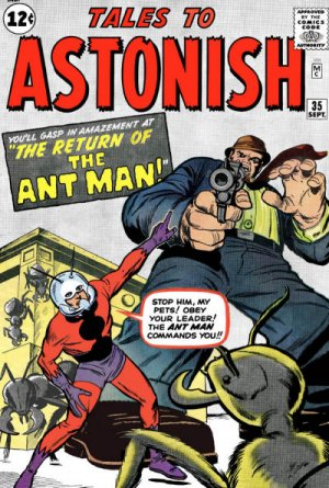 Tales To Astonish # 35 Issues V1 (1959 - 1968)