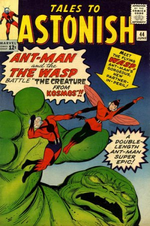 Tales To Astonish # 44 Issues V1 (1959 - 1968)