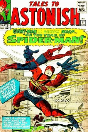 Tales To Astonish # 57 Issues V1 (1959 - 1968)