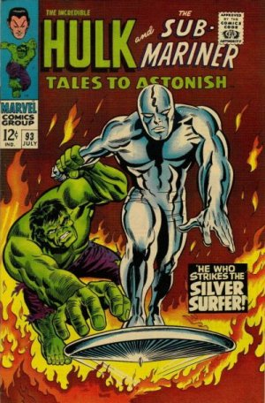 Tales To Astonish # 93 Issues V1 (1959 - 1968)