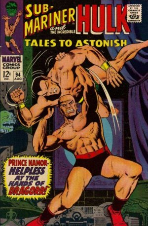 Tales To Astonish # 94 Issues V1 (1959 - 1968)